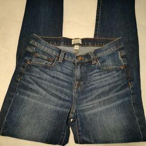 J. Crew Slim Broken in Boyfriend Jeans Size 25